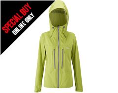Women's Spark Waterproof Jacket