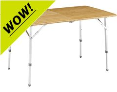 Custer L Camping Table