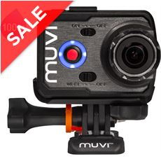 MUVI™ K-2 NPNG Wi-Fi Handsfree Camcorder