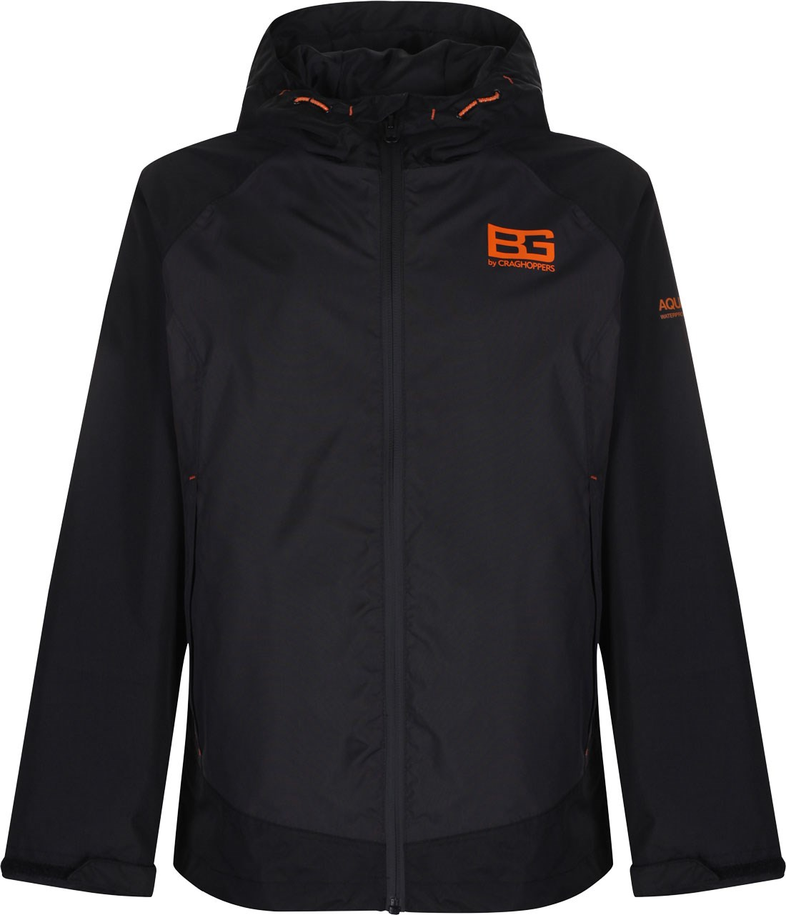 Bear Grylls by Craghoppers Bear Kids Core Waterproof Jacket | GO ...