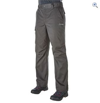 Berghaus Men's Navigator Stretch Pant - Size: 34 - Colour: Dark Grey