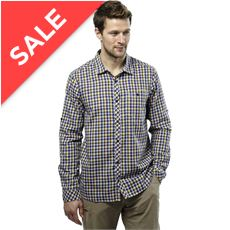 Claude Men's Long-Sleeved Shirt