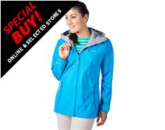 Women's Stormcloud Waterproof Jacket