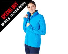 Women's Prism Interactive Micro Fleece Jacket