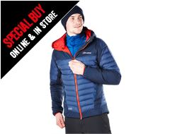 Men's Ulvetanna Hybrid Down Jacket