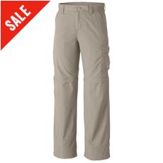 Boys' Silver Ridge™ III Convertible Pant