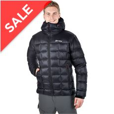Men's Popena Hooded Hydrodown Fusion Jacket