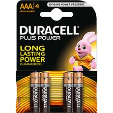 Plus Power AAA Batteries (4 Pack)