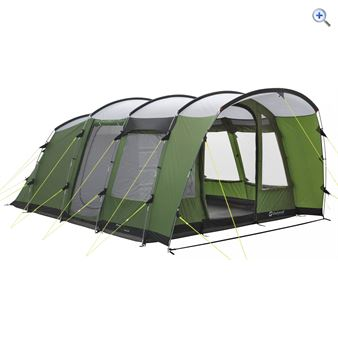 Outwell Glenwood 600 Tent - Colour: Green Grey