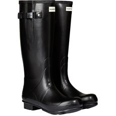 Norris Field Side Adjustable Neoprene Lined Wellington Boots - Mens