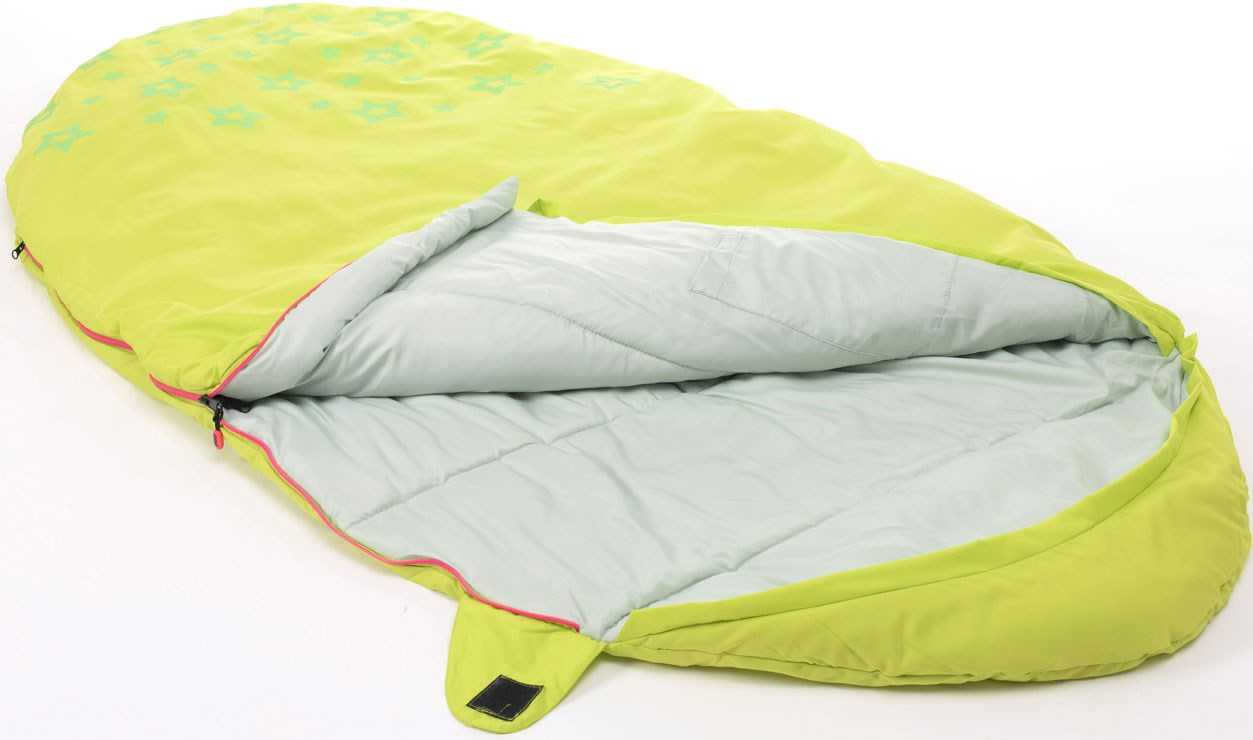 Hi Gear Boom Kids Glow In The Dark Sleeping PodTM Bag