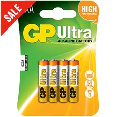 Ultra Alkaline Batteries (12 x AAA)