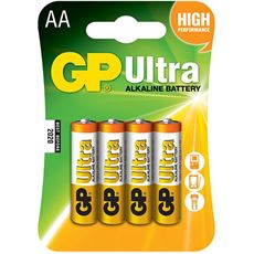 Ultra Alkaline Batteries (12 x AA)