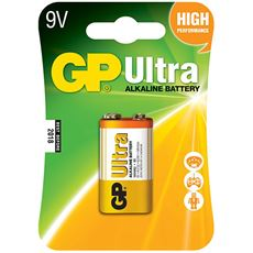 Ultra Alkaline Battery (9V)