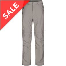 Men's Leesville Zip-Off Trousers