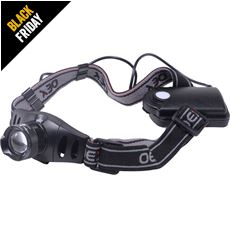 Zoomster 3W LED Headlight