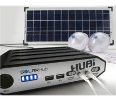 HUBI 10K Lighting and Power System