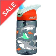 Eddy Kids 400ml Bottle (Sharks)