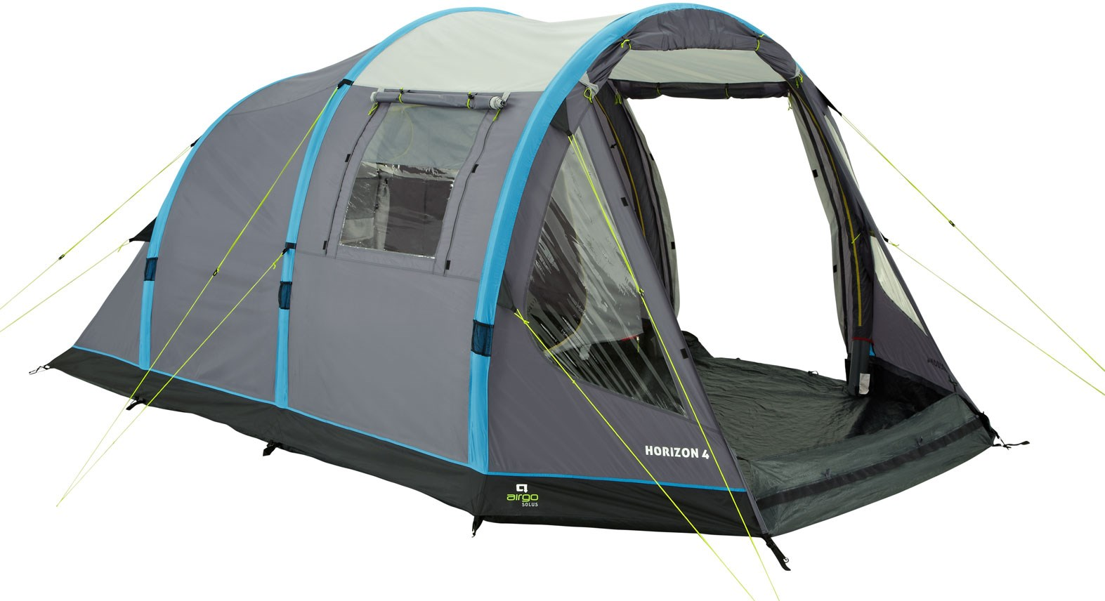 sc 1 st  GO Outdoors & Airgo Solus Horizon 4 Inflatable Tent | GO Outdoors