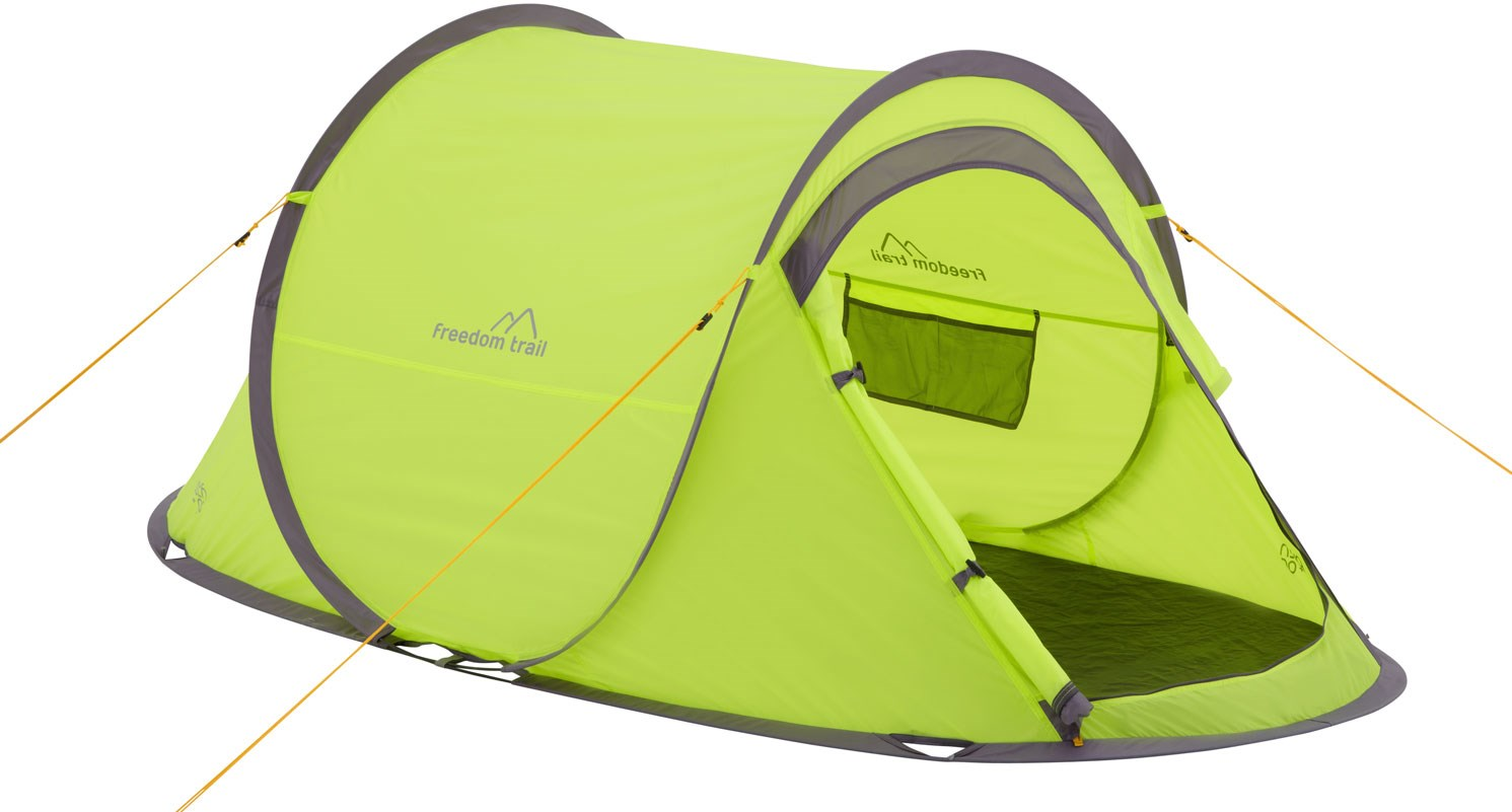 Freedom Trail Pitch and Go Pop-Up Tent  sc 1 st  GO Outdoors & 1 u0026 2 Man Tents | Lightweight Backpacking Tent | GO Outdoors