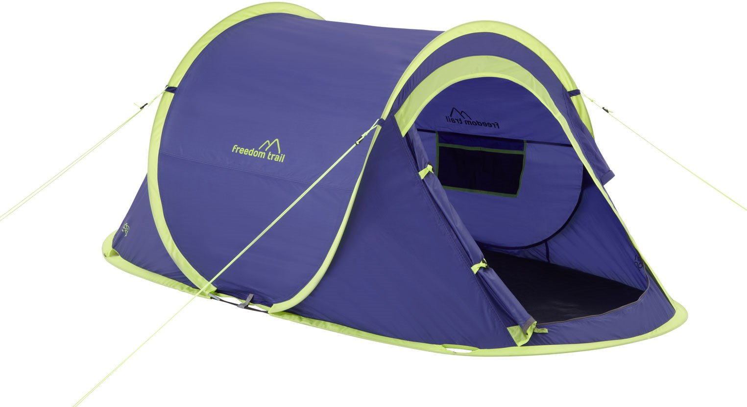 sc 1 st  GO Outdoors & Freedom Trail Pitch and Go Pop-Up Tent | GO Outdoors