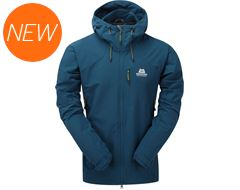 Men's Frontier Hooded Softshell Jacket