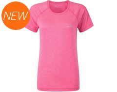 Aspiration Motion S/S Women's Tee