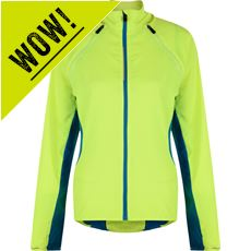 Women's Unveil Windshell