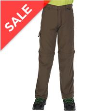 Kids' Sorcer Zip Off Trousers