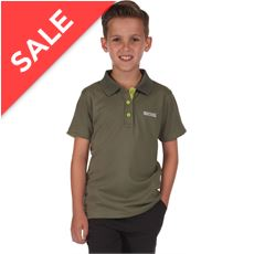 Kids' Elver Polo Shirt