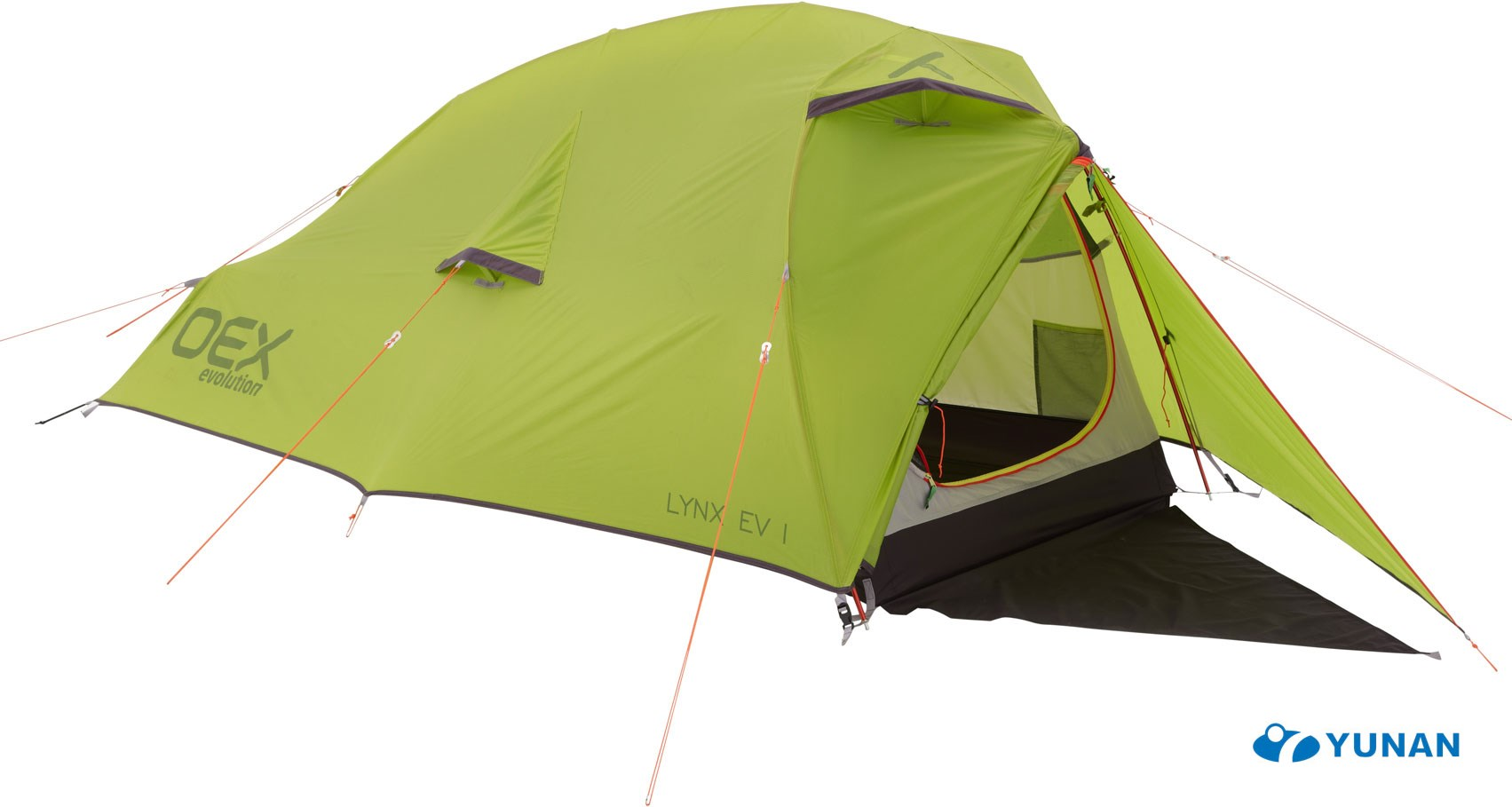 Lynx EV I Backpacking Tent  sc 1 st  GO Outdoors & 1 u0026 2 Man Tents | Lightweight Backpacking Tent | GO Outdoors