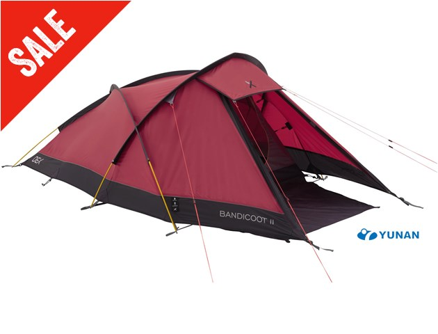 Bandicoot II 2 Man Semi-Geodesic Tent  sc 1 st  GO Outdoors & Backpacking Tents | 2 3 u0026 4 Man Lightweight Tents