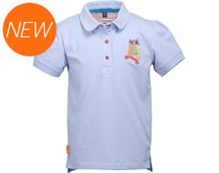 Zinnia Children's Polo Shirt