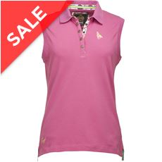 Alassio Sleeveless Polo Shirt