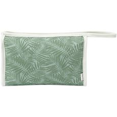Galvani Patterned Canvas Washbag