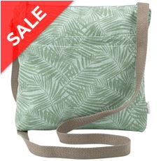 Dorothea Patterned Canvas Cross Body Bag
