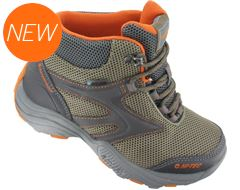 Flash Fast Hike Waterproof Kids' Boot