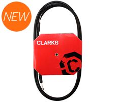 Clarks Universal SS Gear Cable (w/SP4 Black Outer Casing)