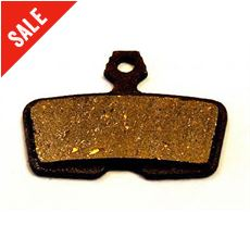 Clarks Organic Disc Brake Pads (for Avid Code 2011 onwards)