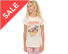 Beach Bus Kids' T-Shirt (7-12)