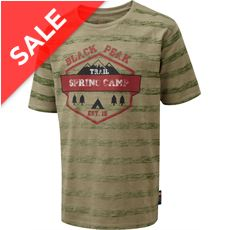 Black Peak Kids' T-Shirt