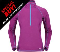 Women's AL Pull-on Baselayer