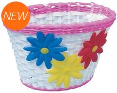 Wicker Effect PVC Kids' Basket