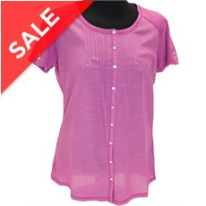 Women's Geneva Shortsleeve Top