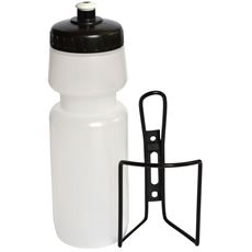 Lightweight Bottle & Cage Set