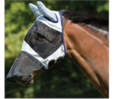 Fly Mask Face, Ears & Nose Cover