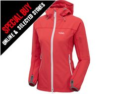 Women's Caldera Softshell Jacket