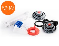 Mains Adaptor Ball Valve Service Kit