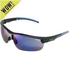 Antigua Sport Sunglasses (Black/Interchangeable)
