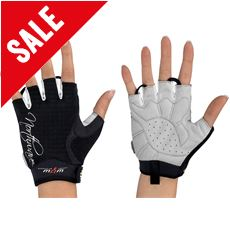 Crystal Short Women's Cycling Gloves